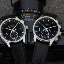 Leica (tak, tak od aparatów) wchodzi w… zegarki!