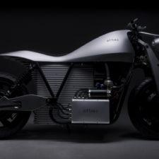 Ethec – elektryczny motocykl na którym przejedziesz 400km