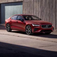 Oto nowy model S60 – pierwsze Volvo wyprodukowane w USA
