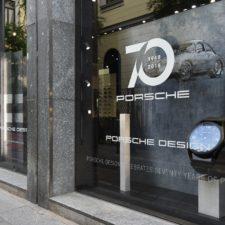 Nowe Porsche Studio otwarte w Mediolanie