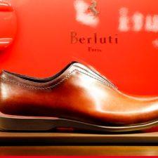 Limitowana kolekcja butów Berluti dla Ferrari