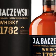 J.A. Baczewski Whisky – tak mocna, a tak łagodna