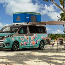 Toyota PROACE Camper – nie tylko na wakacje