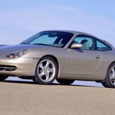 Typ 996: pierwsze Porsche 911 z silnikiem typu bokser chłodzonym cieczą
