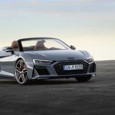Najszybsze Audi teraz jeszcze mocniejsze: odświeżone Audi R8