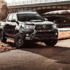 Toyota Hilux Hilly – terenowy pickup w nowej edycji limitowanej