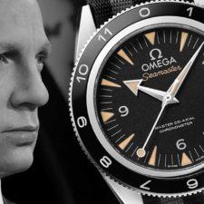 Wszystkie zegarki Jamesa Bonda