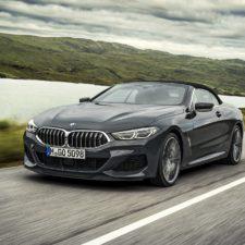 Nowe BMW 8 Cabrio