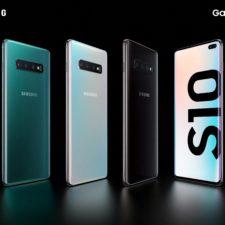 Samsung prezentuje Galaxy S10: większy ekran, więcej aparatów i jeszcze więcej możliwości