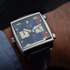 TAG Heuer Monaco – 50 lat zegarka z charakterem