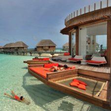 Hotel Club Med Kani, Malediwy