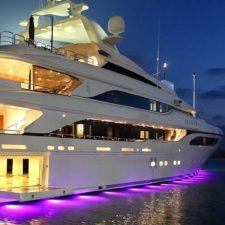 Jacht Seanna, Benetti (65 m)