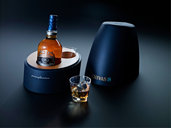 chivas regal 18 by pinifarina