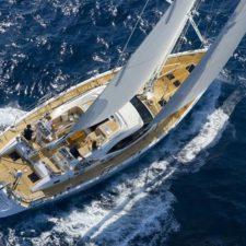Oyster 885 – fantastyczny jacht