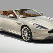Aston Martin DB9 Volante – jedyny taki model na świecie