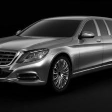 Oto najdroższy Mercedes (którego jeszcze nie kupimy)
