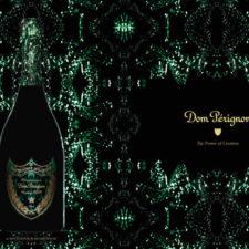 Limitowana edycja Dom Pérignon Metamorphosis by Iris van Herpen