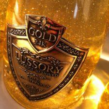 Bezalkoholowy szampan ze… złotem