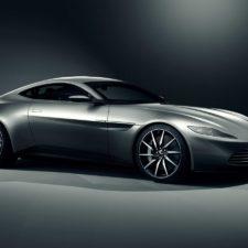 Aston Martin DB10 – nowy samochód Jamesa Bonda