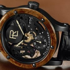 Zegarek inspirowany motoryzacją – Ralph Lauren RL Automotive