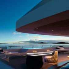 Pininfarina zaprojektowała jacht Ottantacinque. Zapiera dech!