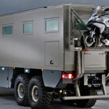 Action Mobil Global XRS 7200 – samochód, którym dojedziesz na koniec świata!
