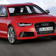 Jeszcze więcej mocy: nowe Audi RS 6 Avant performance i RS 7 Sportback performance