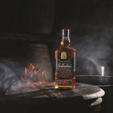 Ballantine's Hard Fired – premiera nowej whisky