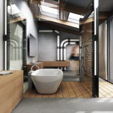 Urządzamy łazienkę w stylu industrialnym