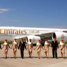 Emirates polecą do Rangunu i Hanoi