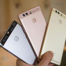 Huawei P9 debiutuje w Londynie