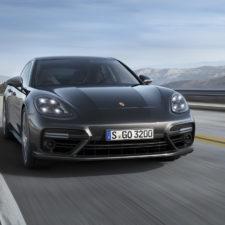 Nowe Porsche Panamera: sportowiec wśród luksusowych limuzyn