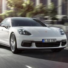 Premiera nowego Porsche Panamera z napędem hybrydowym