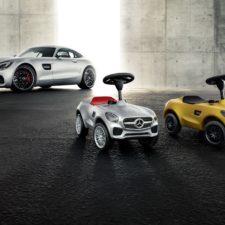 Nowy jeździk Mercedes-Benz: dla najmniejszych kierowców na świecie