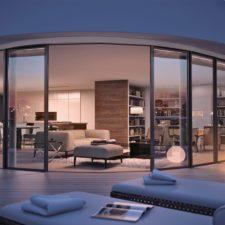 Zobacz jak wygląda gotowy penthouse w OVO Wrocław