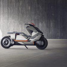 BMW Motorrad Concept Link. Nowy pomysł na miejski jednoślad.