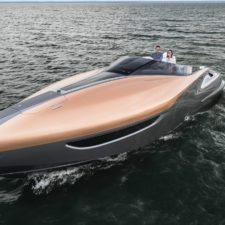 Jacht Lexusa będzie większy