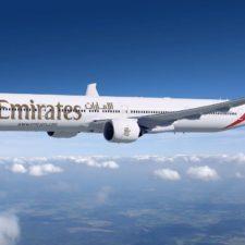 Linie Emirates prezentują nowe kabiny w Boeingach 777 oraz kampanię reklamową z udziałem Clarksona