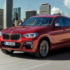BMW prezentuje całkiem nowe BMW X4.