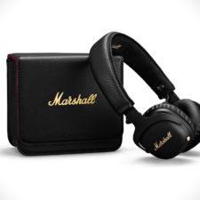 Nowe słuchawki Marshall Mid ANC