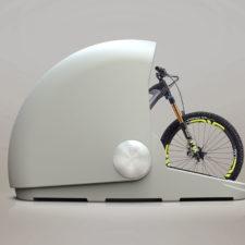 Nie wiesz jak i gdzie przechować rower? Pomoże Ci Alpen Bike Capsule!
