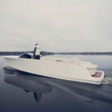 Q30 czyli elektryczna łódź motorowa prosto z zimnej Finlandii