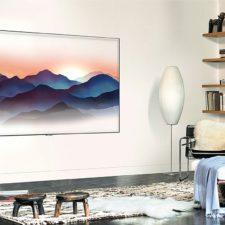 Samsung QLED Q7FN, czyli stylowy minimalizm