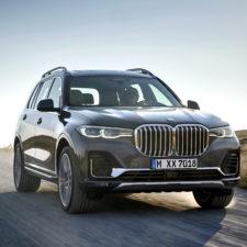 Nowe BMW X7