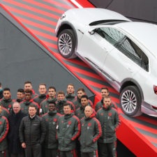 FC Bayern Monachium spotyka Audi e-tron