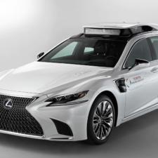 Autonomiczny Lexus w sprzedaży od 2020 roku?