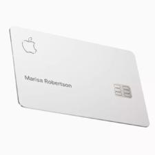 Apple prezentuje własną kartę kredytową Apple Card