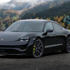 Finalne testy nowego Porsche Taycan