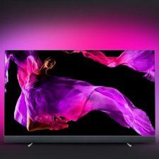 Pięć nagród za design dla telewizorów Philips